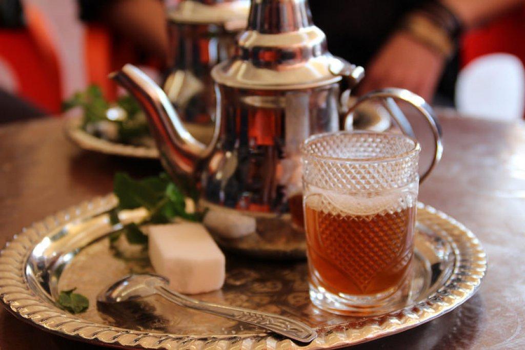 Sweet Mint tea, a must try!