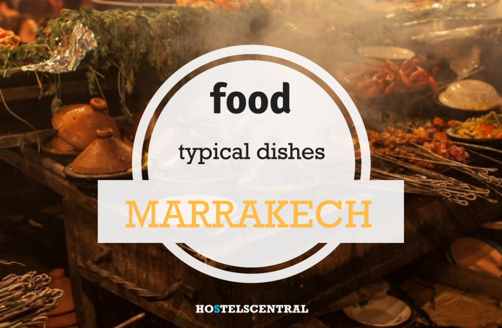 Typical Dishes in Marrakesh