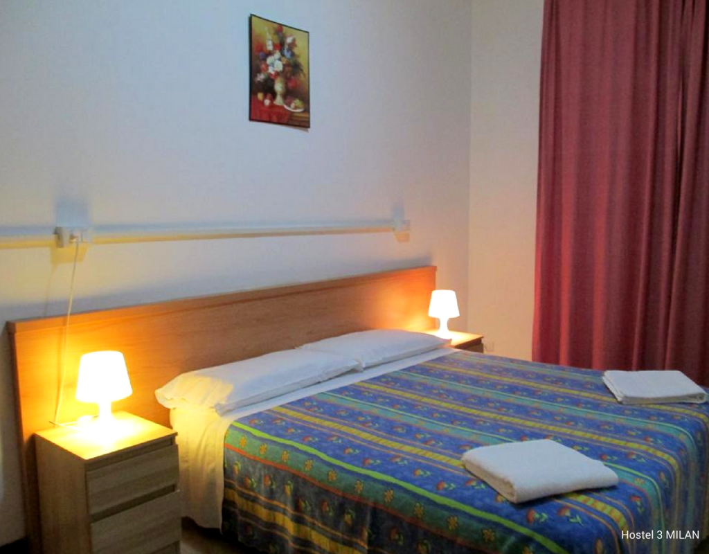 Top 5 hostels in milan according to costumers for Hostel milan