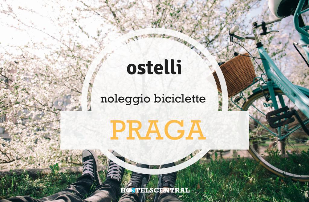 Dove dormire a Praga: gli ostelli con noleggio biciclette ...
