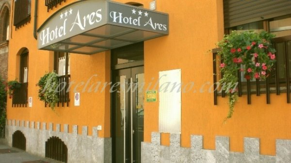 Ares hotel milano italia it for Hotel ares milano