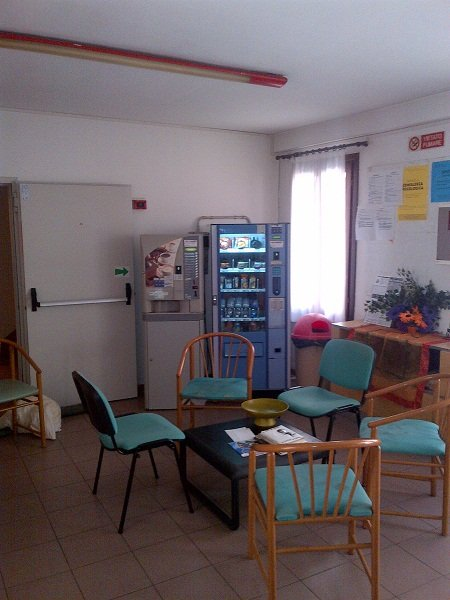 Residenza universitaria 39 hostel abazia 39 venezia italia for Amsterdam ostello economico