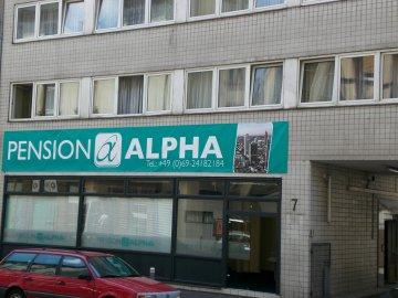 Alpha Frankfurt City Hotel
