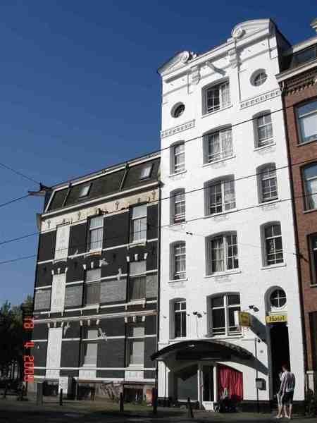 Amsterdam Central Hotel New York