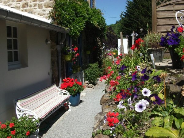 Au bon accueil le mont saint michel france for Au jardin st michel pontorson france