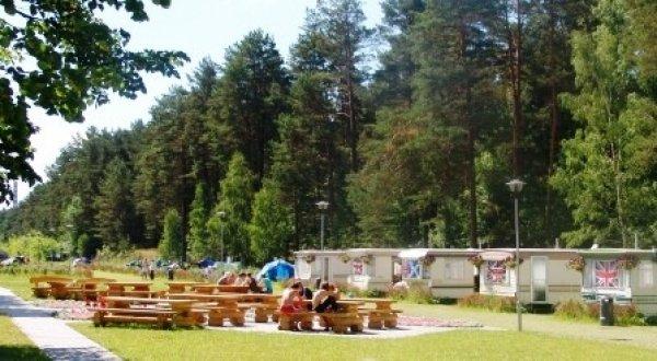 Druskininkai Camping