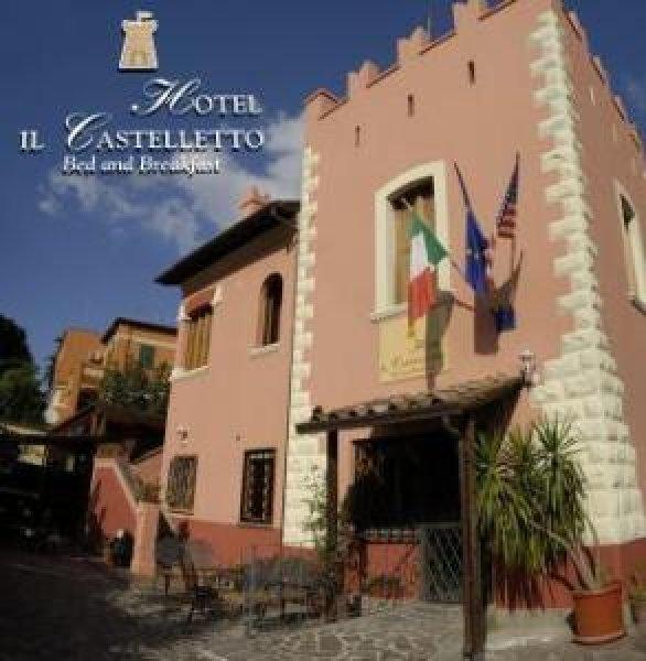 Hotel Il Castelletto Roma Italia Hostelscentral Com It