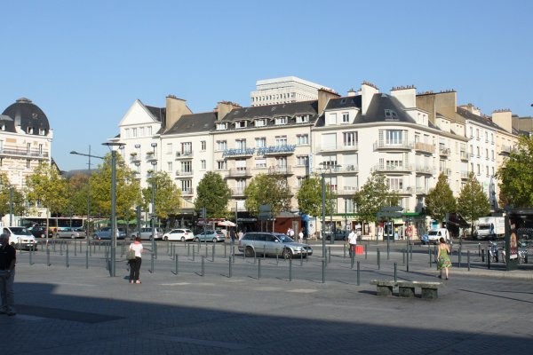 Citotel Le Bretagne - Rennes, Francia - HostelsCentral.com ...