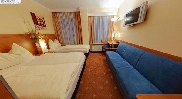 Hotel Garni Evido Salzburg