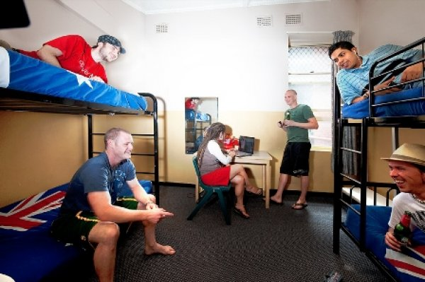Maze Backpackers Sydney Australien Hostelscentral Com