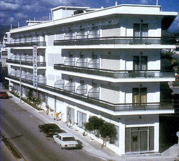 Apollon Hotel 84 Thermopylon Street Sparti Greece