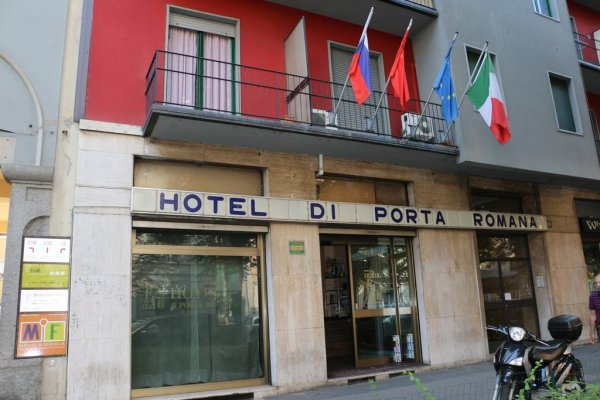 Hotel porta romana mailand italien - Autoscuola porta romana milano ...