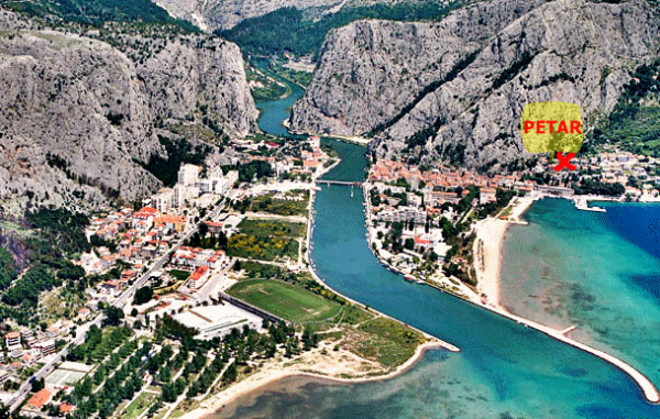 Omis Petar Apartments