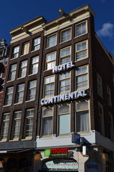 Hotel Continental Amsterdam Amsterdam Netherlands