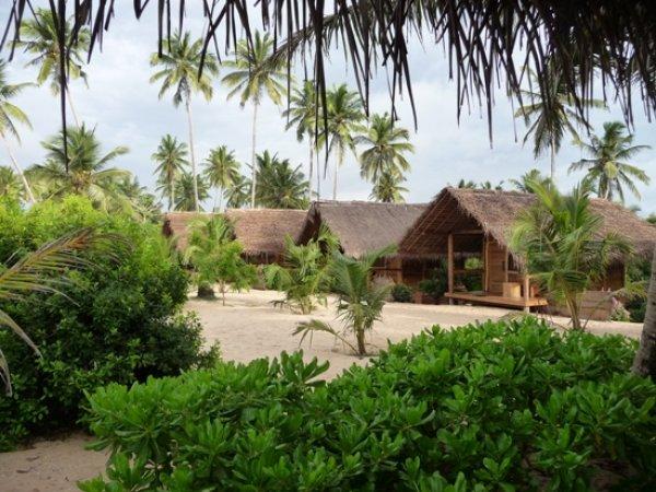 The Beach Cabanas Hotel Sri Lanka