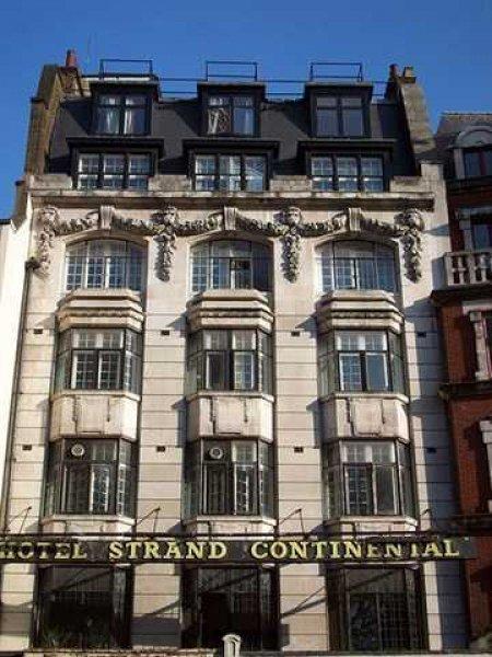 Hotel Strand Continental London England