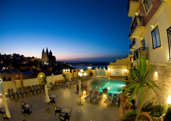 Pergola Club Hotel And Spa Mellieha Malta Malta