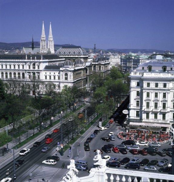 Hotel Lehrerhaus Wien