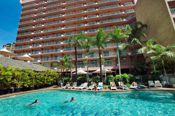 Rooms: Islander Resort Hotel