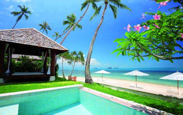 The Sunset Beach Resort And Spa Taling Ngam Koh Samui Island Thailand Hostelscentral En
