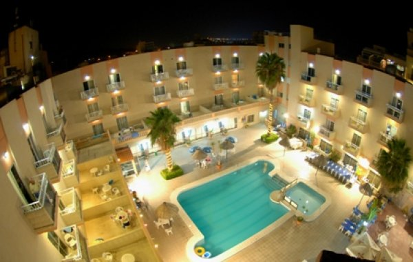 San Pawl Hotel - Bugibba - Malta, Malta - HostelsCentral.com | EN