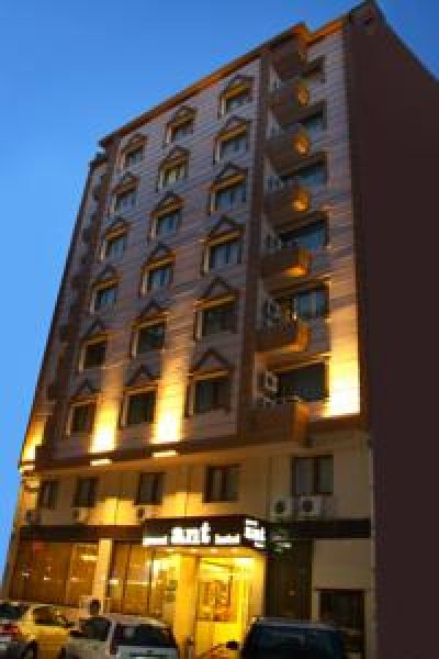 Grand ant hotel istanbul turkey en for Grand hotel de paris madrid