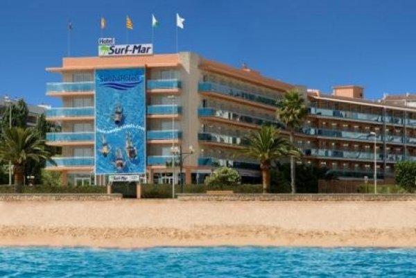 Hotel Surf Mar Lloret