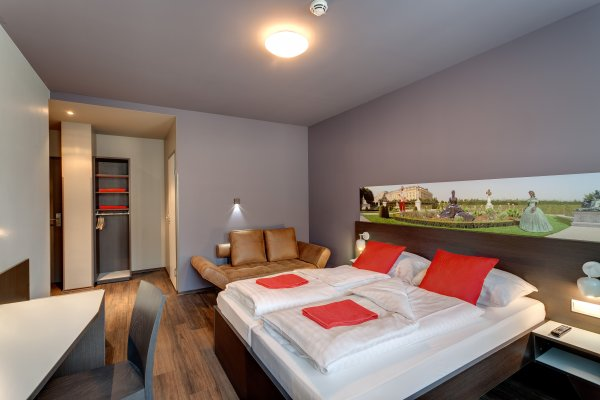 meininger wien downtown sissi wien sterreich de. Black Bedroom Furniture Sets. Home Design Ideas