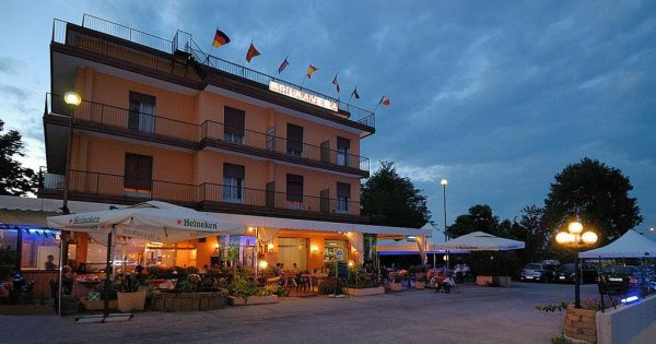 Hotel Paris Mestre Italy