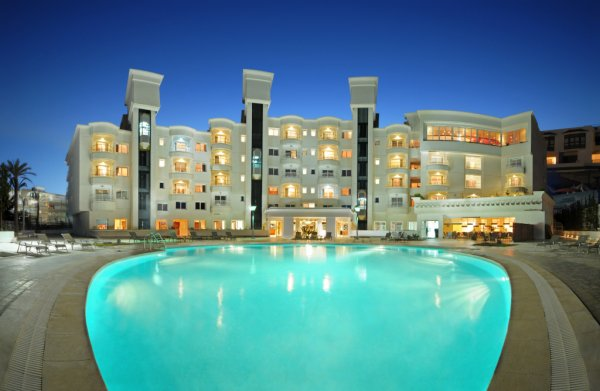 Grand Hotel Tunis Menzah
