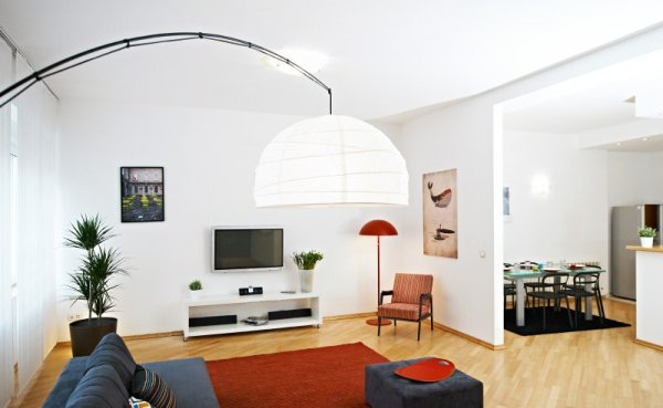 Amazing ZigZag Apartments