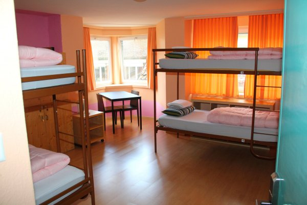 Zurich Hostels Private Rooms