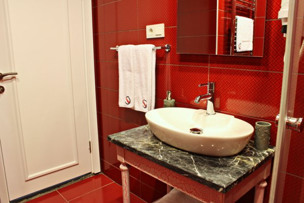 Bba suites istanbul turchia it for Taksim santa lucia hotel