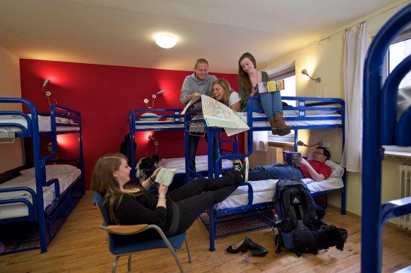 The 4 You Hostel Munich Munich Germany Hostelscentral