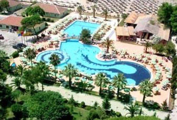 Hotel Tropikal Resort - Durres  Albanien