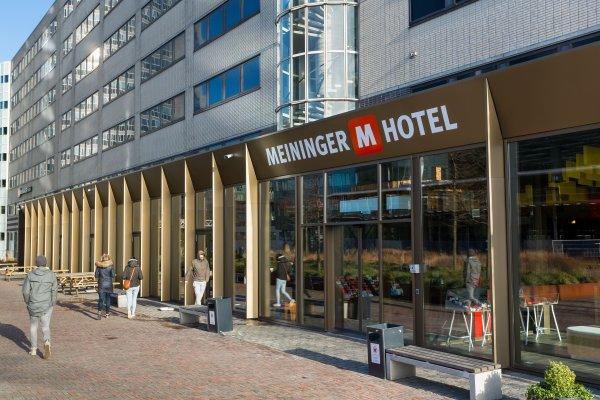 Hotel Meininger Amsterdam City West