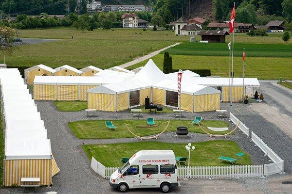 Availability & The Tent Village - Interlaken Switzerland - HostelsCentral.com | EN
