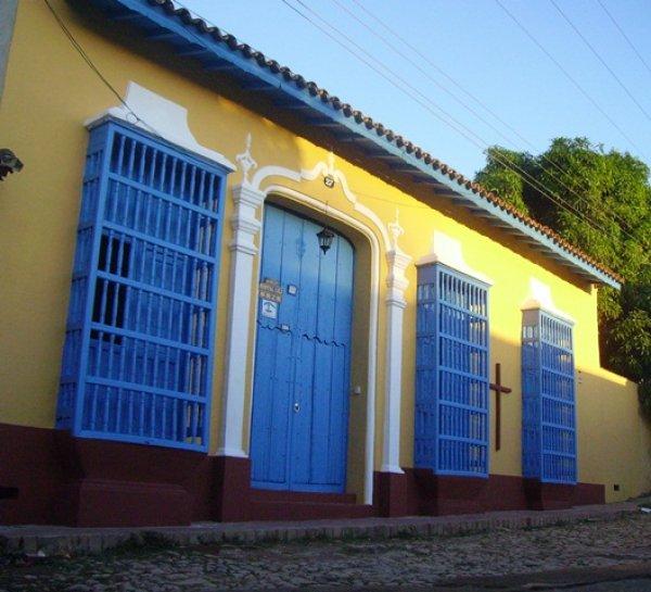 Hostal lili trinidad cuba en for Hostal paris tripadvisor