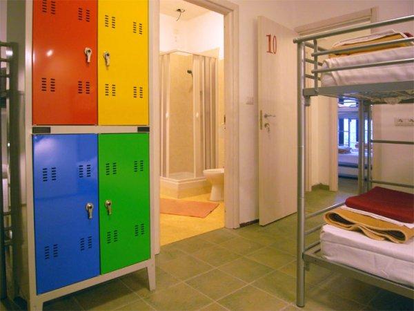 Hostel colours milan italy en for Hostel milan
