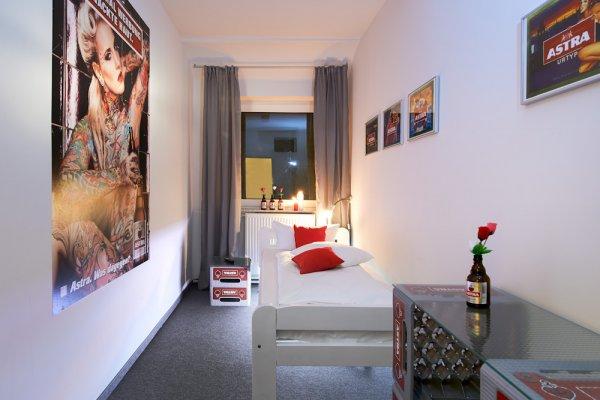 pyjama park hotel and hostel amburgo germania. Black Bedroom Furniture Sets. Home Design Ideas