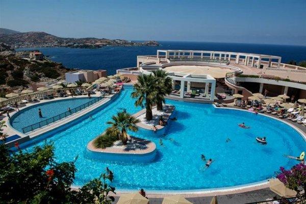 heraklion hotel:
