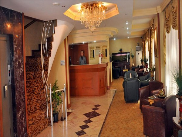 Kaya madrid hotel istanbul turchia for Kaya madrid hotel istanbul