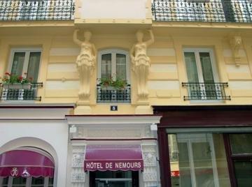 Hotel Nemours Parigi