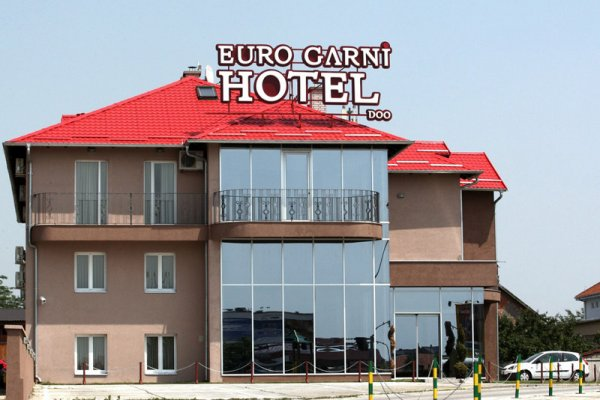 Euro Garni Hotel Belgrade Serbien Hostelscentral Com De