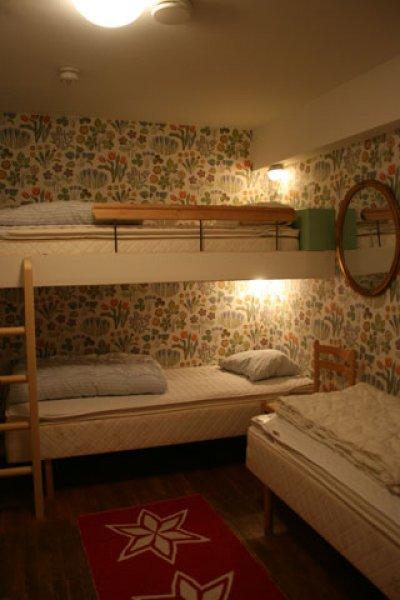 Hostel Bed And Breakfast Stockholm Rehnsgatan