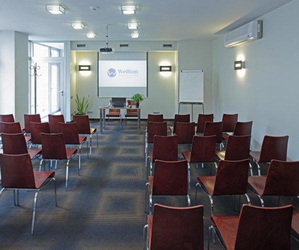 Wellton Terrace Design Hotel Riga Latvia