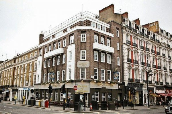 Elmwood Hotel Camden London