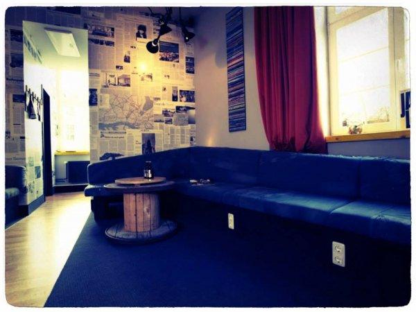 superbude st pauli hotel hostel lounge hamburg. Black Bedroom Furniture Sets. Home Design Ideas