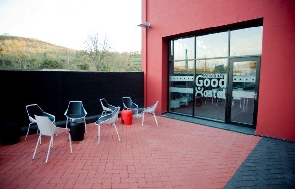 Bbk bilbao good hostel bbi00012 bilbao espa a for Bbk oficina central bilbao