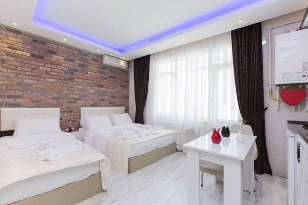 Taksim apart hotel istanbul t rkei for Appart hotel istanbul